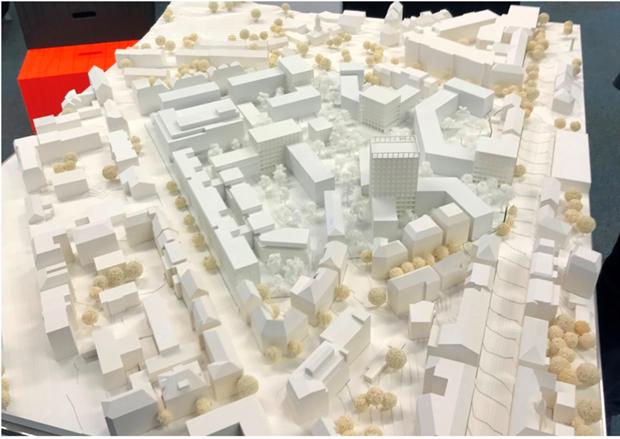 Gana arquitectos vietnamitas primer premio en diseno de planificacion en Alemania hinh anh 1