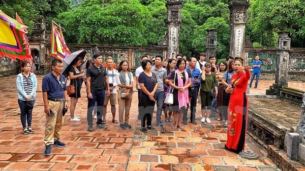 """¿Es el patrimonio un """"nucleo"""" diferente para ayudar a atraer visitantes internacionales a Vietnam? hinh anh 5"""