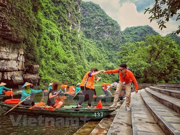 """¿Es el patrimonio un """"nucleo"""" diferente para ayudar a atraer visitantes internacionales a Vietnam? hinh anh 2"""