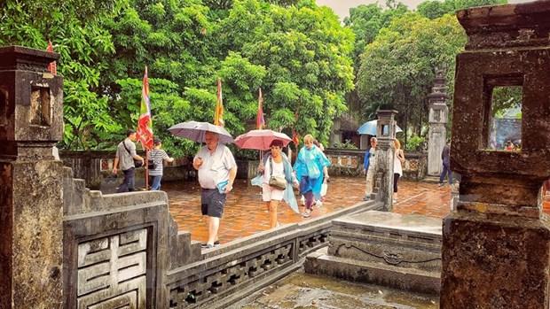 """¿Es el patrimonio un """"nucleo"""" diferente para ayudar a atraer visitantes internacionales a Vietnam? hinh anh 1"""