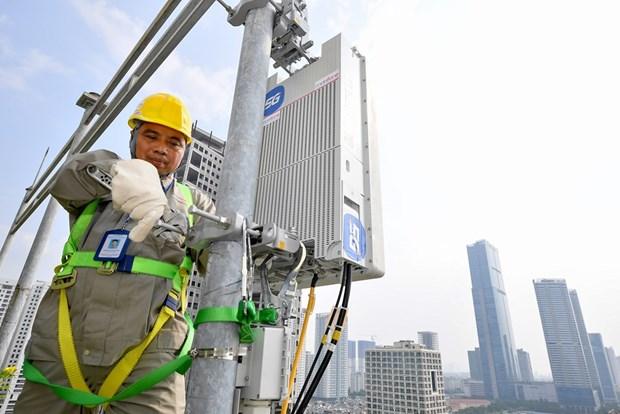 Preparan proveedores de servicios de telecomunicaciones para satisfacer crecientes demandas de Internet hinh anh 2