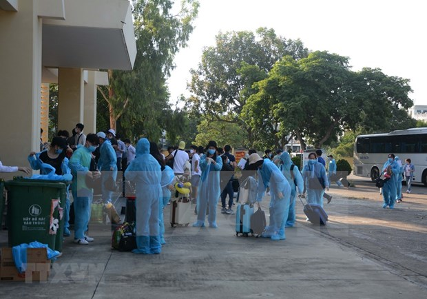 Decodifican el exito de Vietnam en la lucha contra COVID-19 hinh anh 2