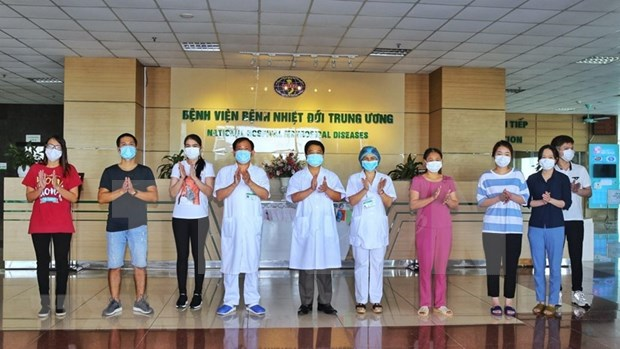 Decodifican el exito de Vietnam en la lucha contra COVID-19 hinh anh 1
