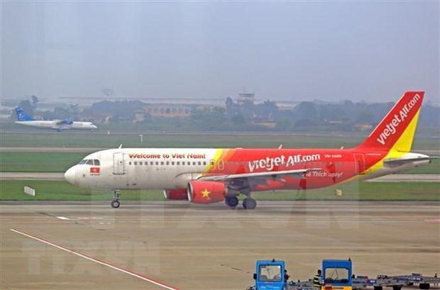 Se amplian las limitaciones de tiempo de vuelo para la tripulacion de Vietjet Air hinh anh 1