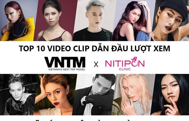 """Vietnam´s Next Top Model: Revelando los 10 mejores """"guerreros"""" presentados en la novena temporada hinh anh 1"""