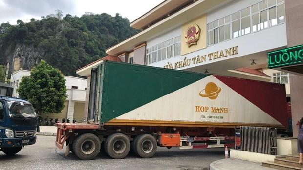 Vietnam impulsa el consumo de productos agricolas en medio del COVID-19 hinh anh 1