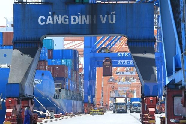 Empresas de importacion y exportacion de Vietnam reciben oportunidades del EVFTA hinh anh 1