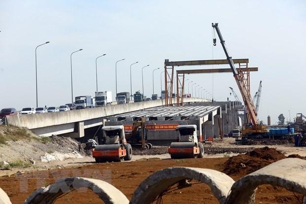 Ministerio de Transporte trabaja por cumplir meta de desembolso del capital de inversion publica hinh anh 1