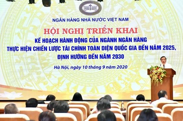 Vietnam promueve implementacion de estrategia financiera integral hinh anh 1