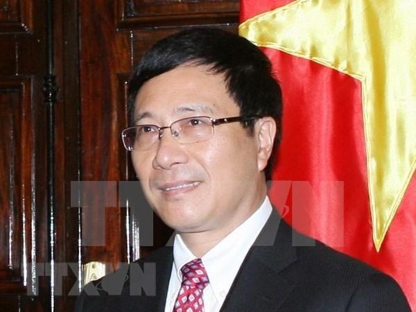 Vietnam considera a Banco Mundial un socio importante, dice vicepremier hinh anh 1