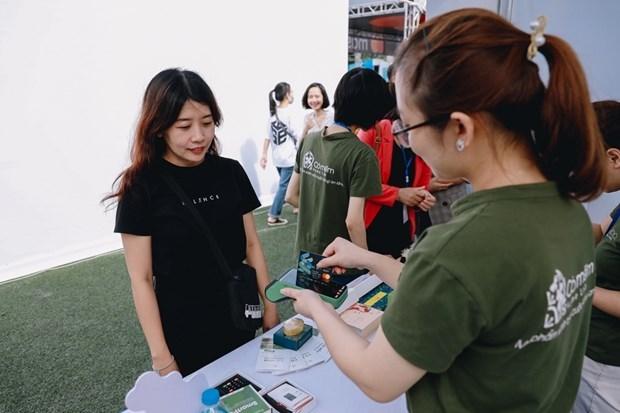 Vietnam apunta a ser pais sin dinero en efectivo hinh anh 1
