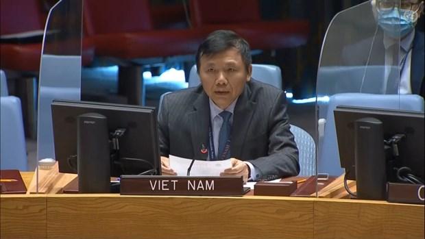 Vietnam mantendra contribucion a actividades de la ONU en Sudan del Sur hinh anh 1