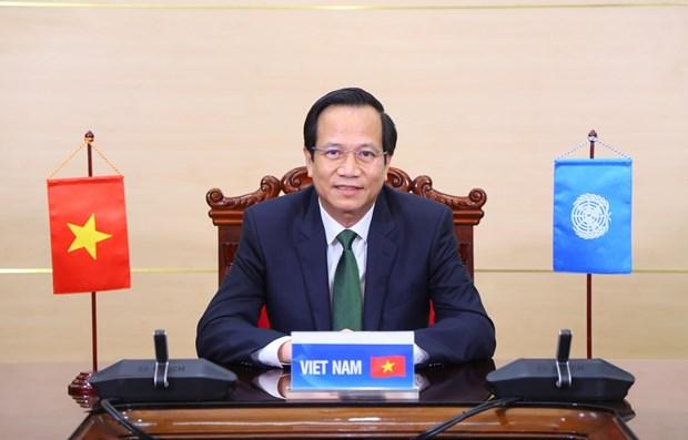 Vietnam afirma su compromiso de priorizar la igualdad de genero hinh anh 1