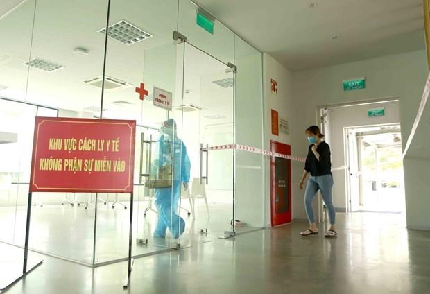 Numero de casos positivos del COVID-19 en Vietnam supera los 10 mil hinh anh 1