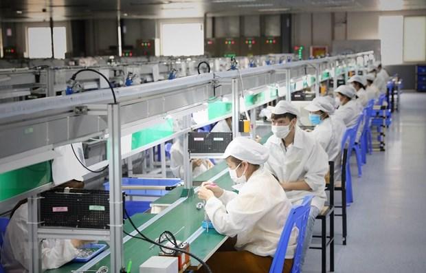 Empresas vietnamitas preven un aumento de demanda de trabajo en el cuarto trimestre de 2021 hinh anh 1