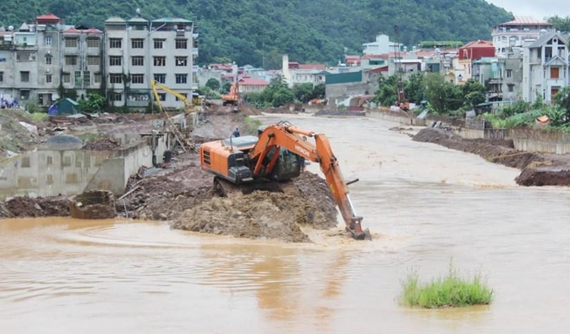 Diversas areas en la provincia nortena de Son La anegadas por inundaciones hinh anh 1
