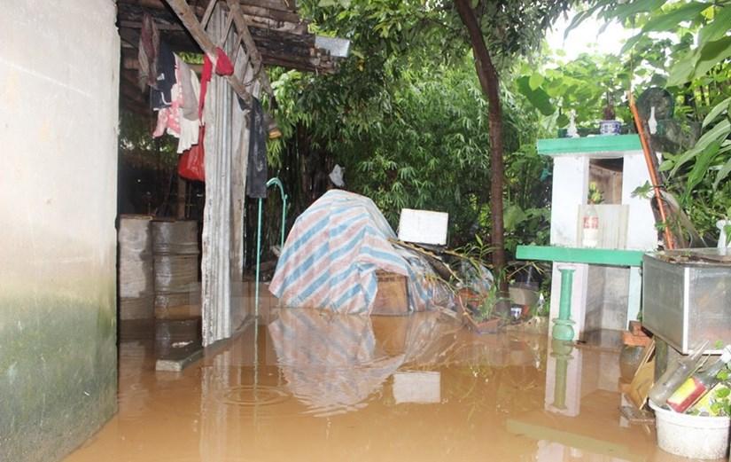 Diversas areas en la provincia nortena de Son La anegadas por inundaciones hinh anh 2