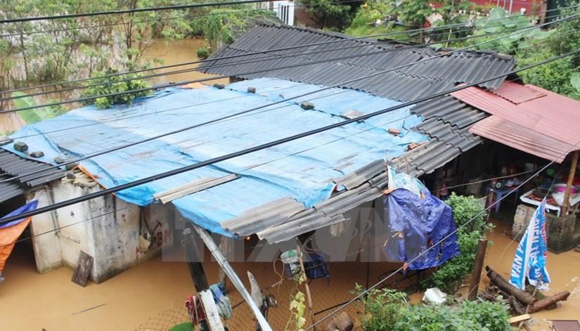 Diversas areas en la provincia nortena de Son La anegadas por inundaciones hinh anh 3