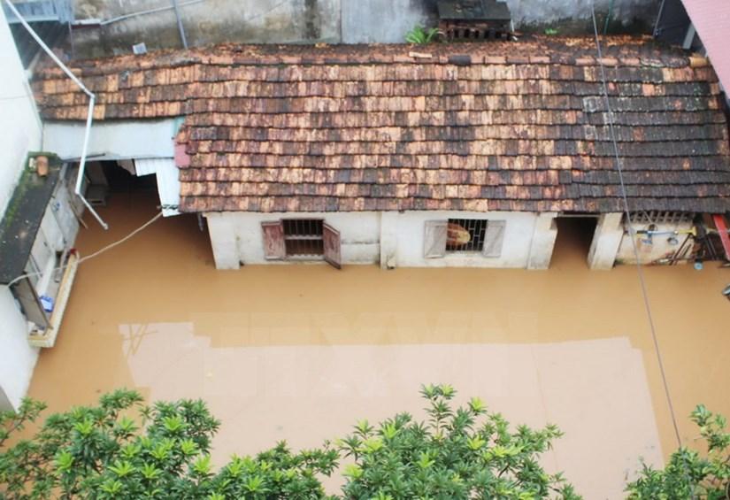 Diversas areas en la provincia nortena de Son La anegadas por inundaciones hinh anh 4