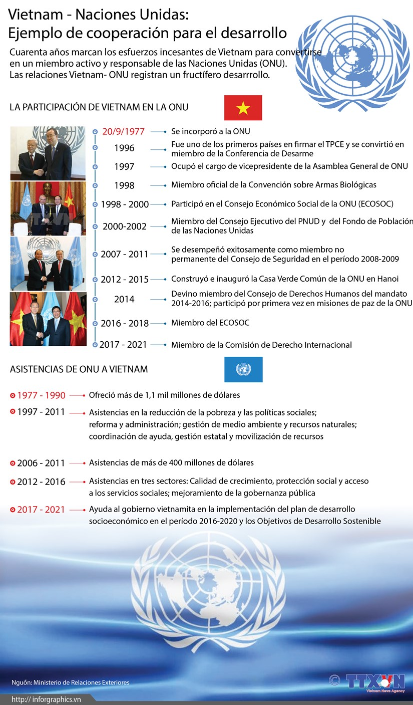 Vietnam- Naciones Unidas: ejemplo de cooperacion para el desarrollo hinh anh 1